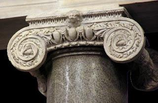 Ionico ordine architettonico