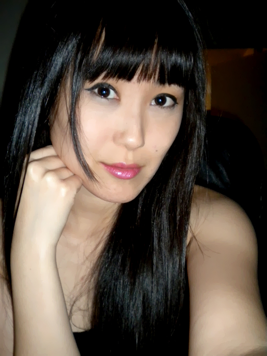 Mature amateur asian