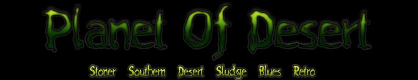 Planet Of Desert