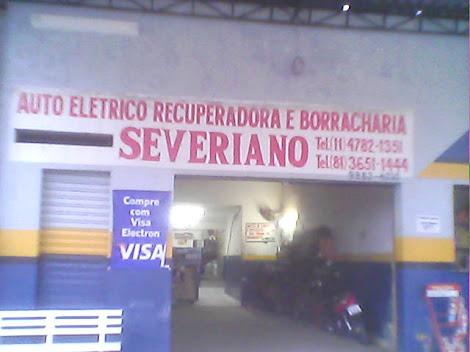 AUTO ELÉTRICA SEVERIANO, FAZENDO A MANUTENÇÃO DO SEU CARRO COM SEGURANÇA, QUALIDADE E GARANTIA..