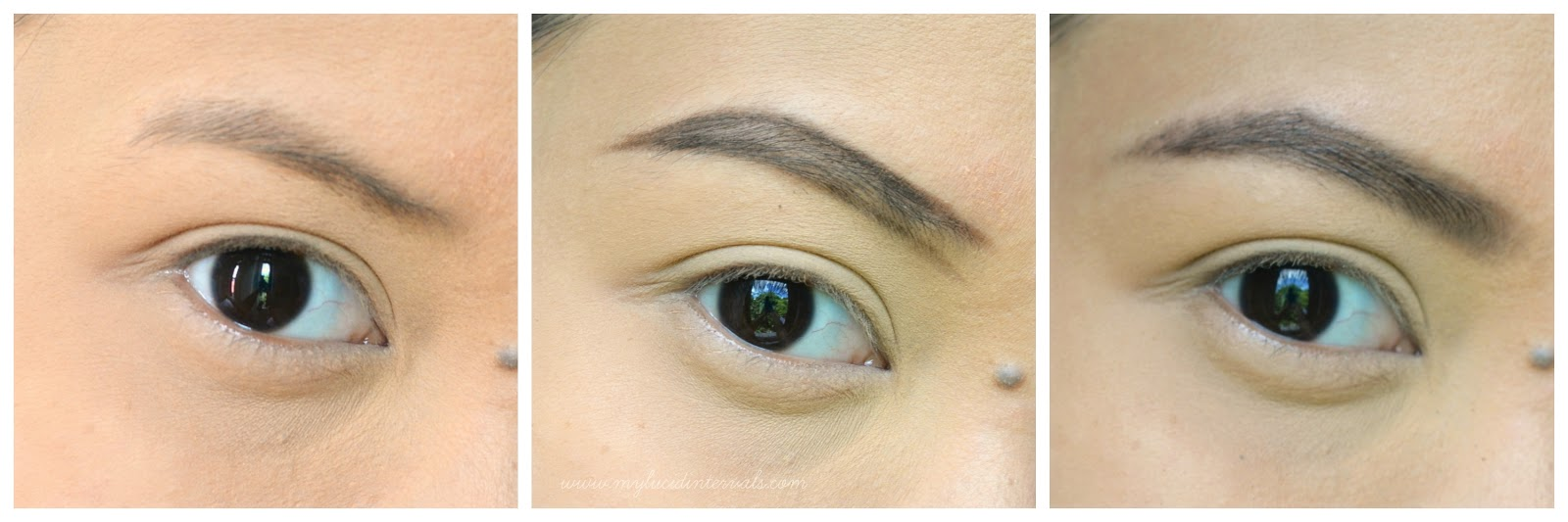 The Face Shop Lovely Meex Design My Brows Review My Lucid Intervals