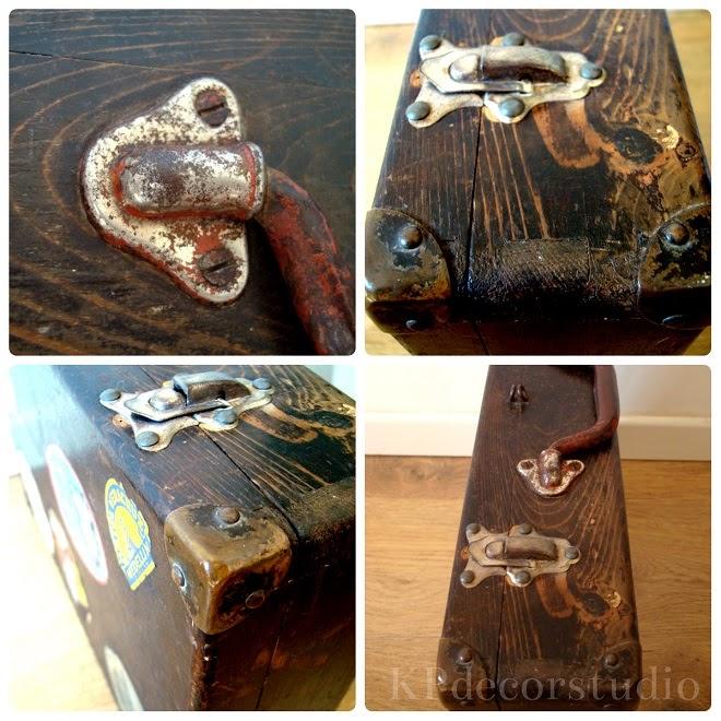 Venta de maletas antiguas valencia