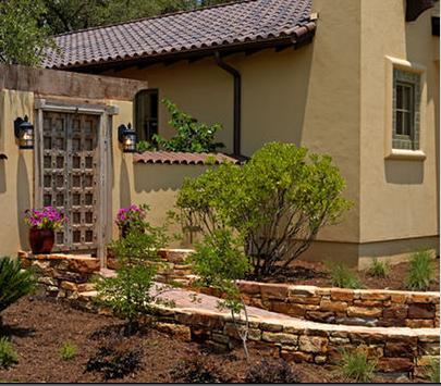 Fotos y dise os de puertas febrero 2013 - Puertas para jardin ...