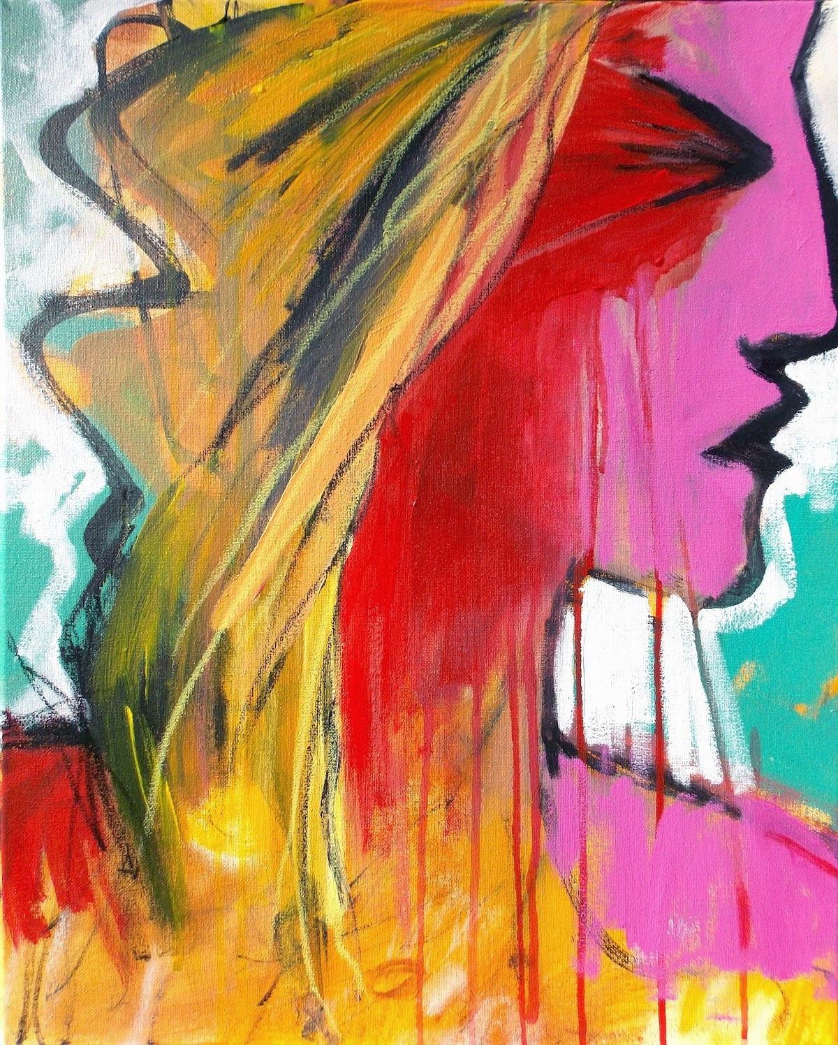 https://www.etsy.com/listing/187011814/original-painting-abstract-portrait