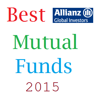 Best Allianz Mutual Funds 2015