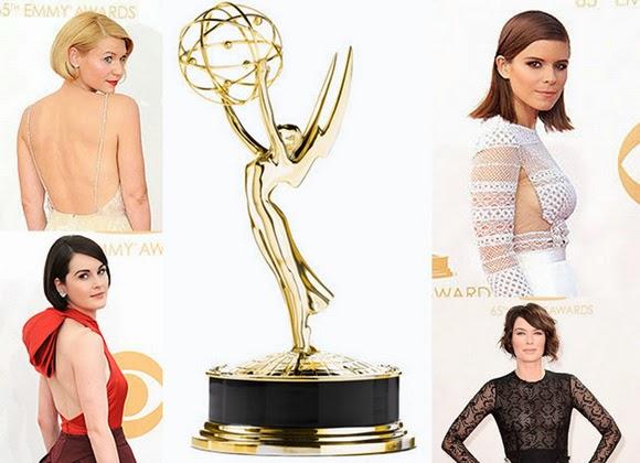 cortes de pelo 2014 look premios Emmy