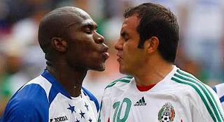 Futbol Honduras Mexico