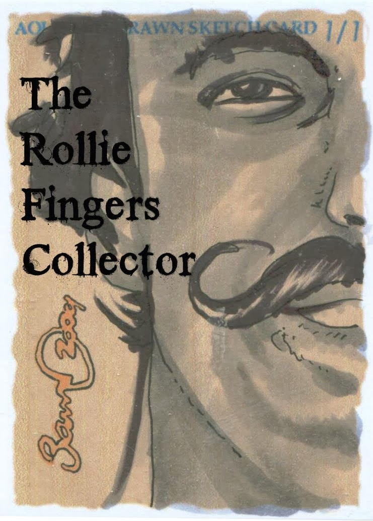 The Rollie Fingers Collector
