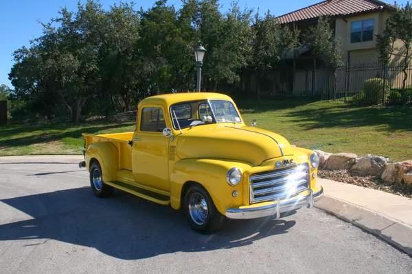 1951 gmc pickup truck auto restorationice for 1951 gmc 5 window pickup