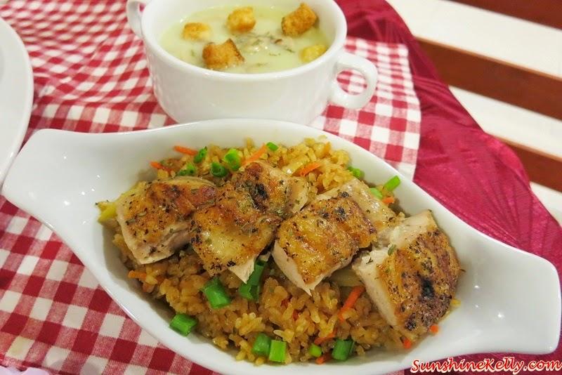 Souperior Rice Casserole