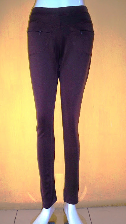 Legging Korea (Brown) Rp.85.000,-.