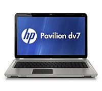 HP Pavilion dv7-6b73nr laptop