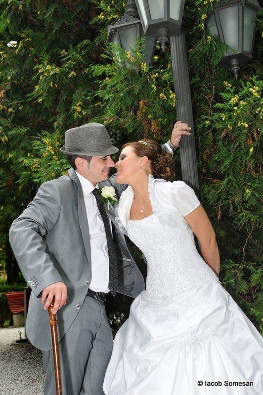 Pepe si Lavinia, fotograf nunta Iacob Somesan