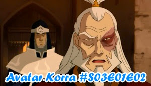 Avatar Legend of Korra Season 3 Episode 01-02 Subtitle Indonesia