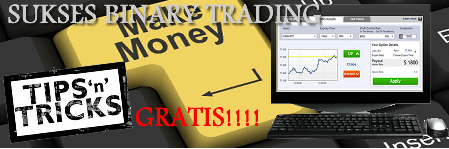 trik sukses trading binary