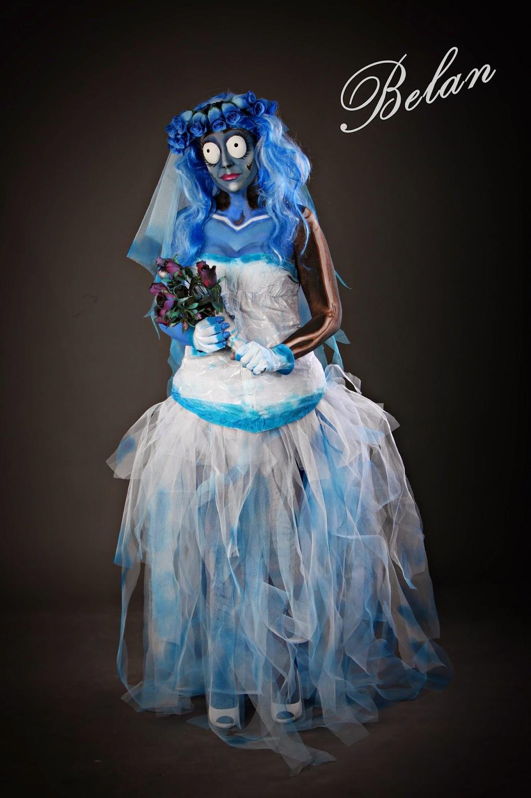 Hermosa La Novia Cadáver Inspirado Vestido De Novia Foto - Ideas de ...