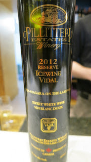 Pillitteri Vidal Reserve Icewine 2012 - VQA Niagara-on-the-Lake, Niagara Peninsula, Ontario, Canada (89 pts)