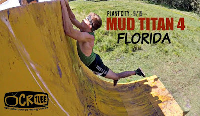 Mud Titan 4 - Mud Titan Run Plant City - Mud Titan Race 2015 - Obstacle Course Racing Florida - Beachbody Performance for OCR