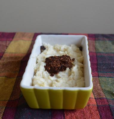 zapiekanka ryżowa z awokado