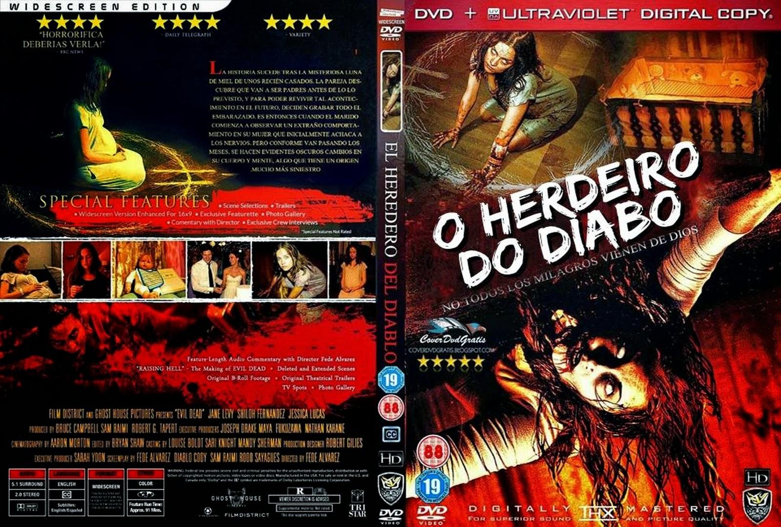 Herdeiro Do Diabo inside o herdeiro do diabo   capas x filmes