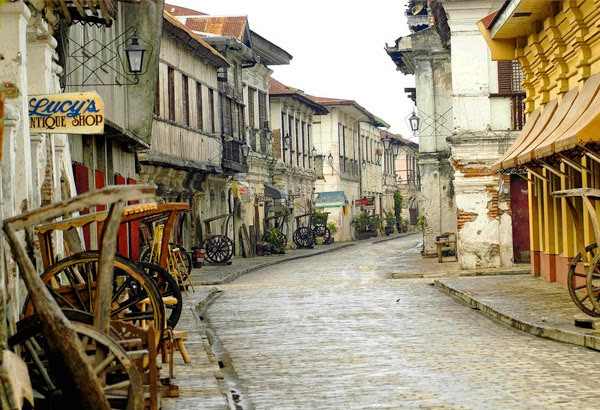 Vigan Philippines  city images : The Feed: Vote for the City of Vigan as one of the