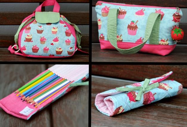 Bolsa Em Tecido Infantil Passo A Passo : Patchwork retalhos em design bolsas de tecido