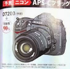 DSLR rumors, GPS, new DSLR camera, New Nikon DSLR, Nikon D7200, Nikon D7200 rumors, Nikon Lenses, Nikon rumors, Wi-Fi connection,