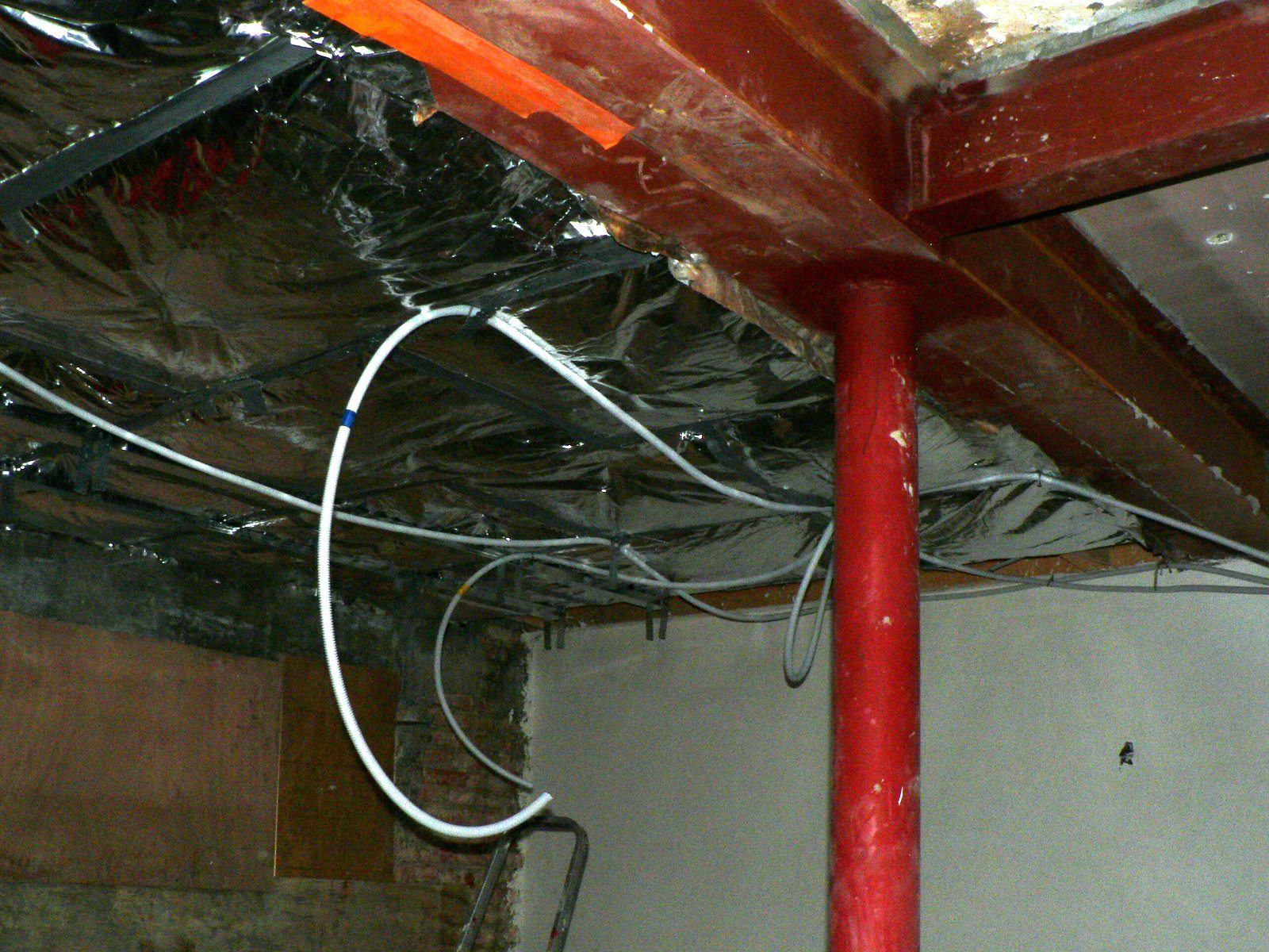 Keuken Groene Gyproc : Plat dak voor dakterras en plafond