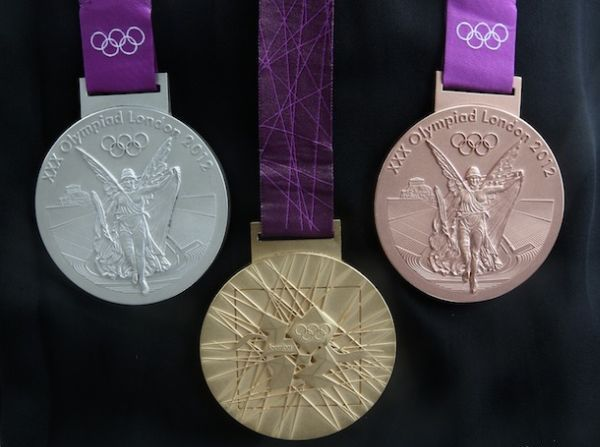 Most Expensive Olympic Medalsost