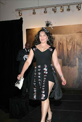 My 2011 Dress Design: Lions Lighthouse Foundation's 'Night of Spectacles' Fashion Event.