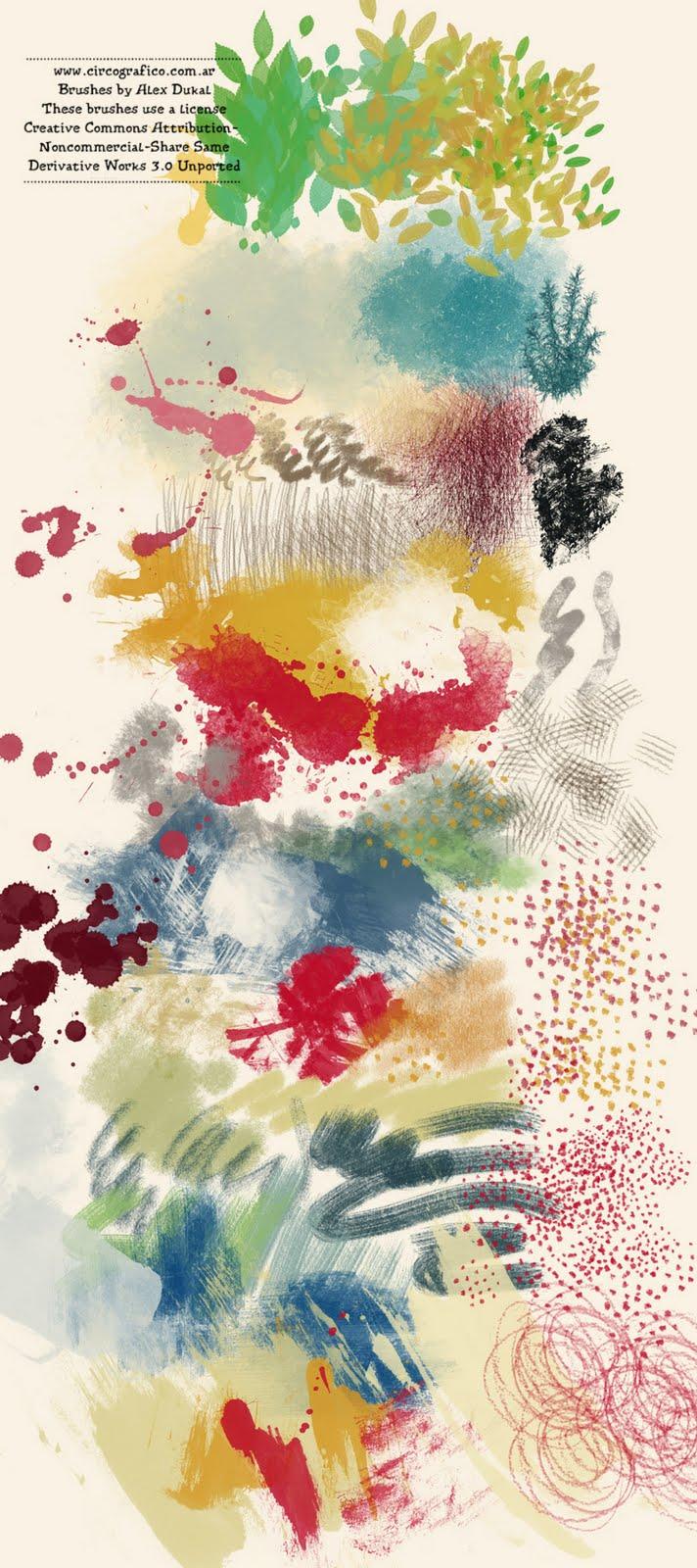 Alex Dukal - Artistic Brushes 2.1
