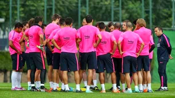 Lista de convocados para el partido Espanyol-FC Barcelona