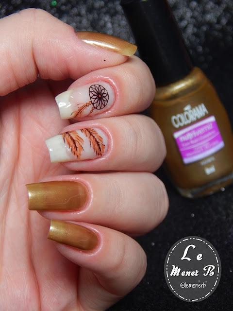 filtro dos sonhos nail art