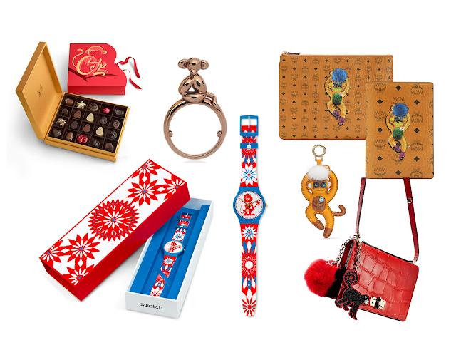 gifts chinesse new year. monkey year