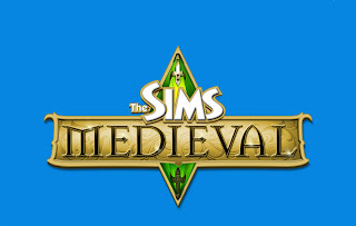The Sims Medieval Logo HD Wallpaper