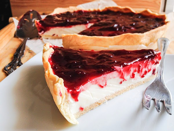 receta tarta queso quark