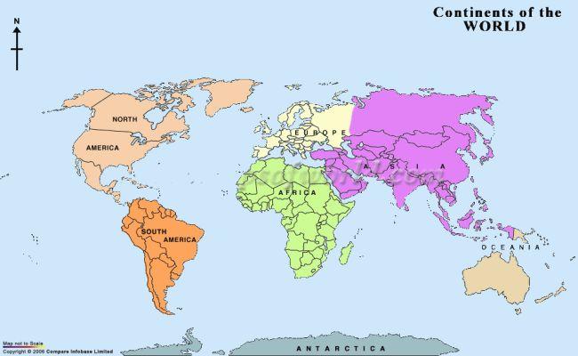 Carte Du Monde Continents Departement Carte Du Monde Departement Tourisme Region Pays
