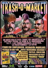Domingo 26 de febrero: TRASH-O-MARKET