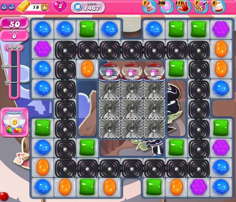 Candy Crush Saga 1452