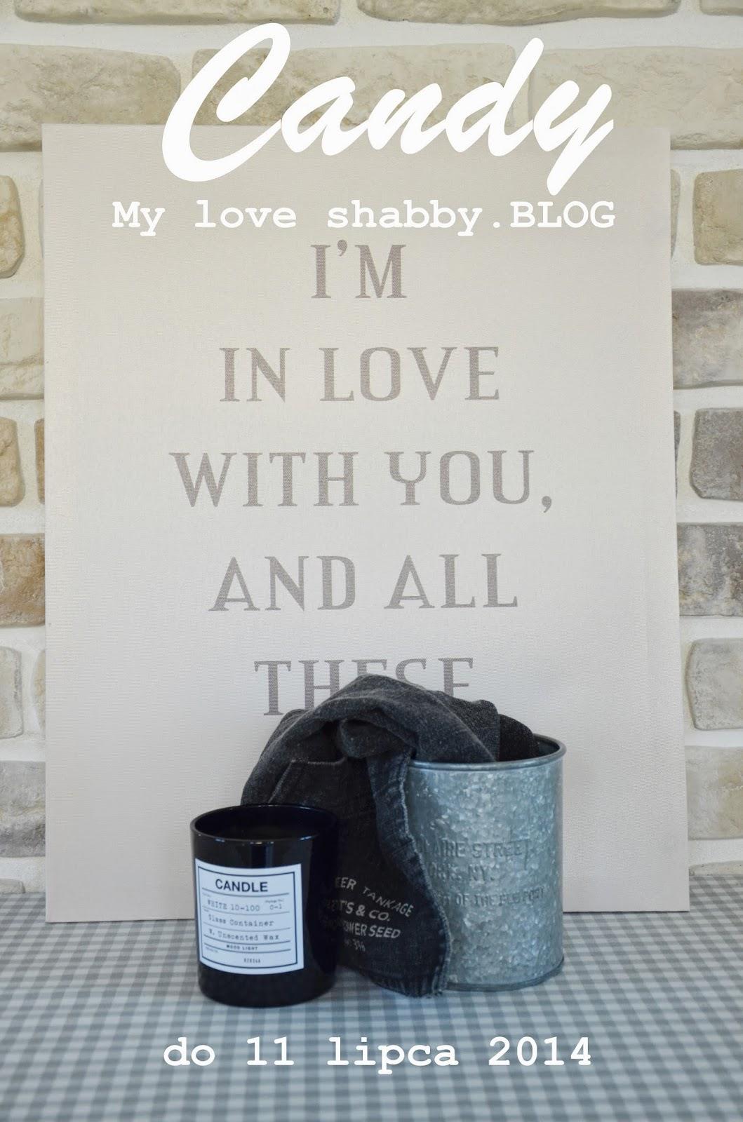 w My Love Shabby