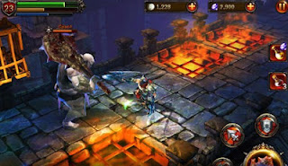 Eternity Warriors 2 cheats.