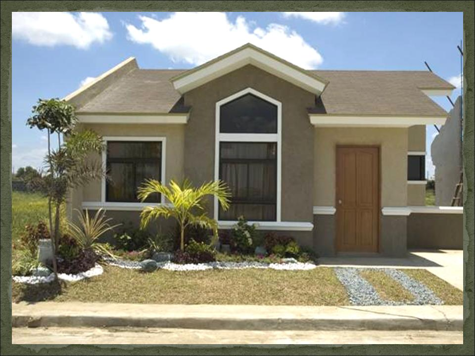 Amethyst dream home designs of lb lapuz architects for Budget home designs philippines