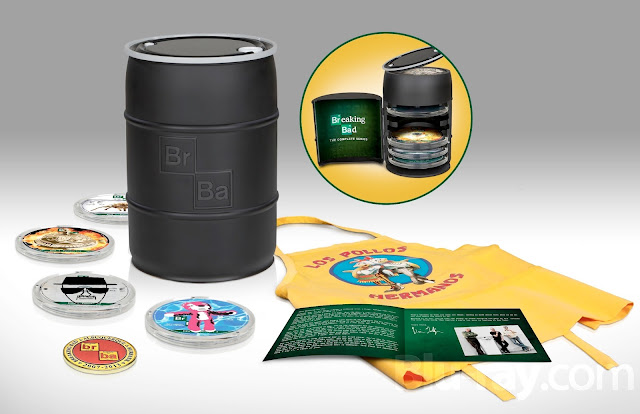 Buy The Complete Series Set Of Breaking Bad Online On Sale Cheap