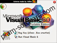 Visual Basic 6.0 Portable MediaFire