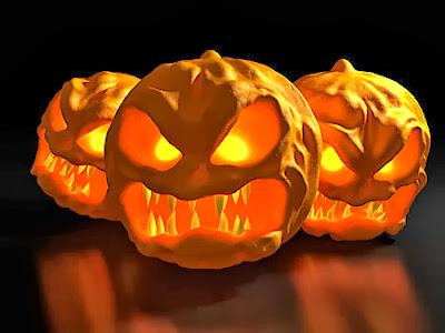 Kumpulan Gambar Animasi Hantu Hallowen Terbaru