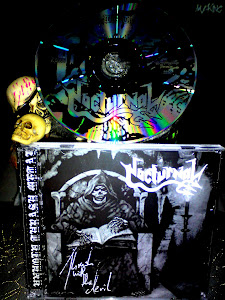 NOCTURNAL''thrash with the devil''