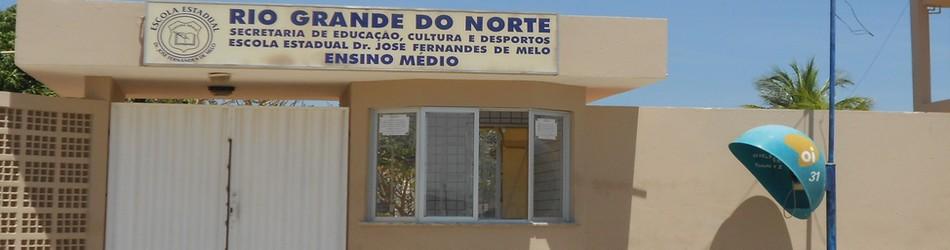 BLOG DA ESCOLA ESTADUAL DR. JOSÉ FERNANDES DE MELO