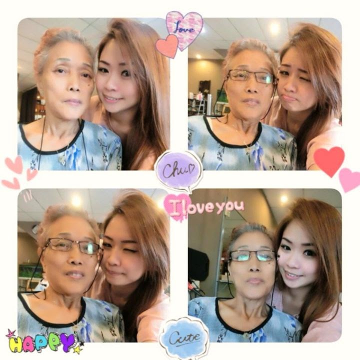 ♥ My Lovely GrandMother 2013