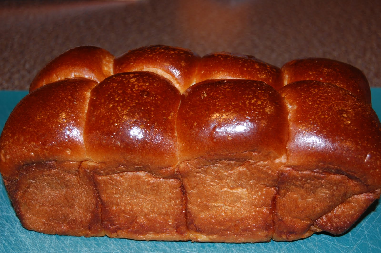 Kitchen Curiosities and more...: Brioche French Bread