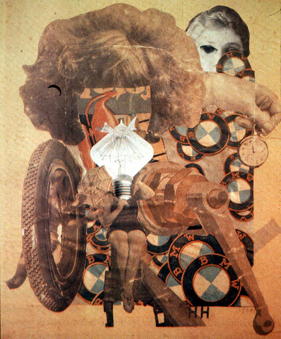 Nihilism in Germany: Dada: Hannah Hoch